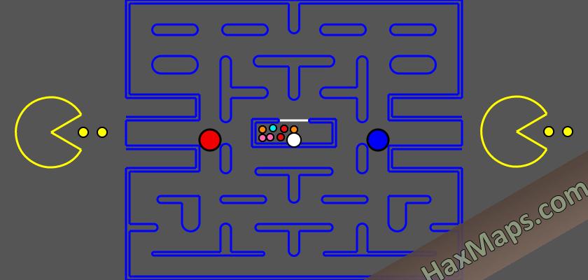 hax ball maps | Pacman leggere descrizione