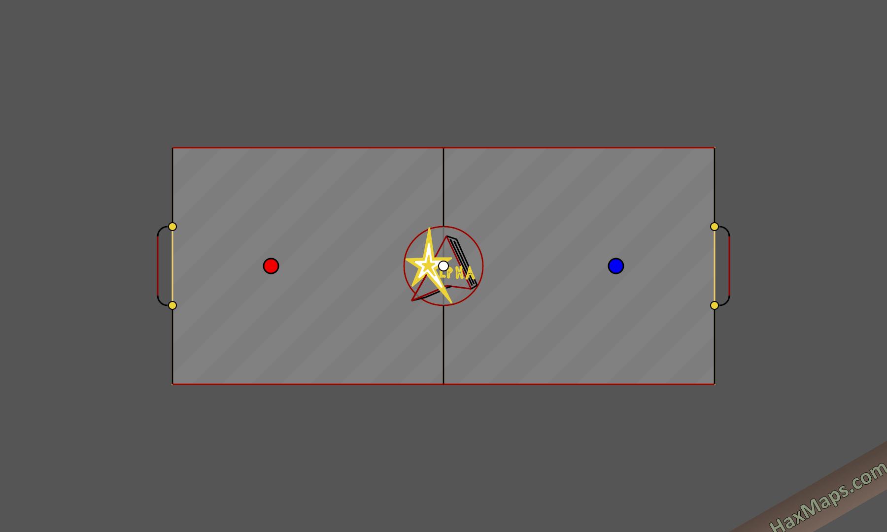 hax ball maps   Alphavela Stadium v2