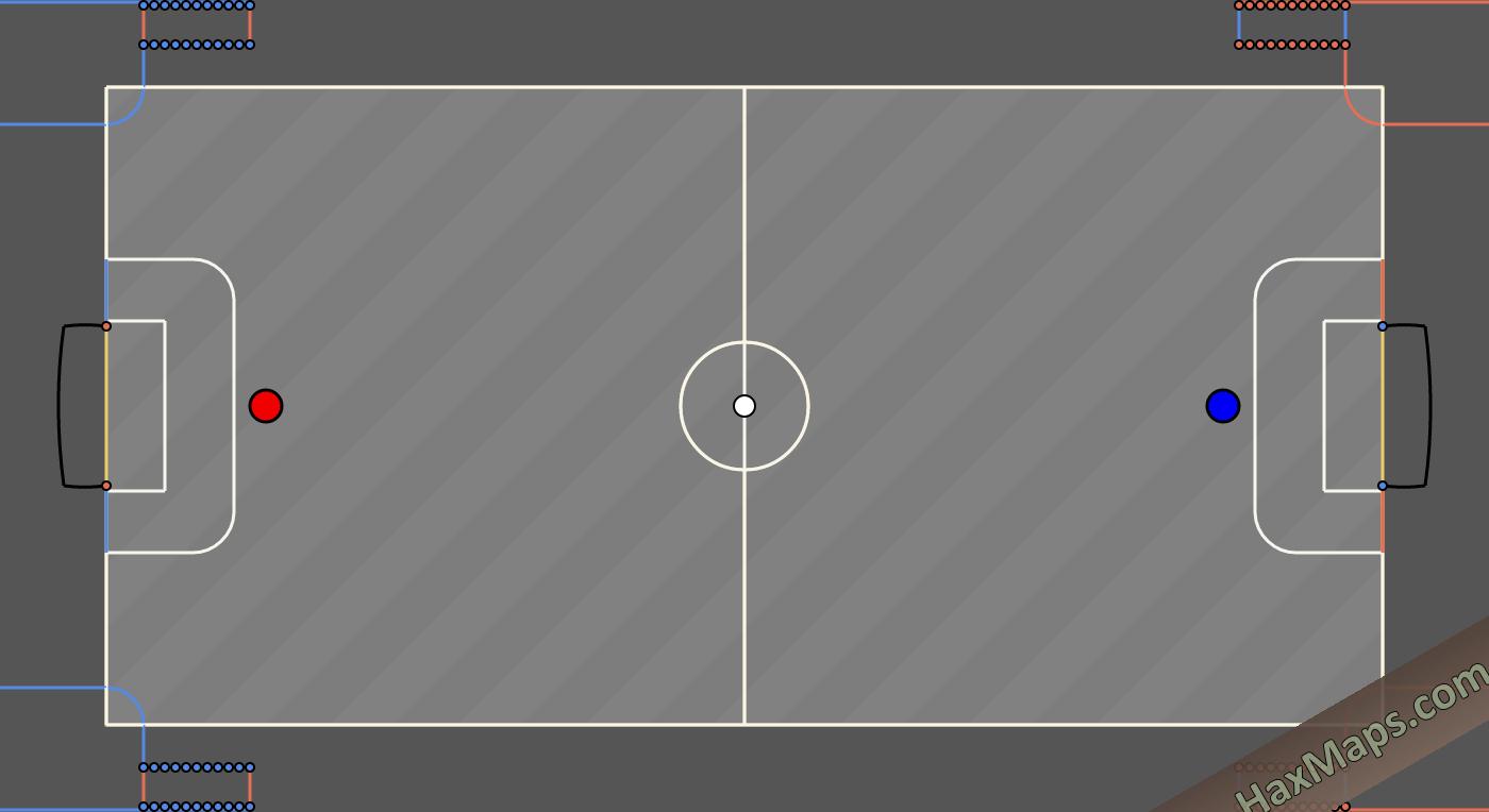 hax ball maps   football