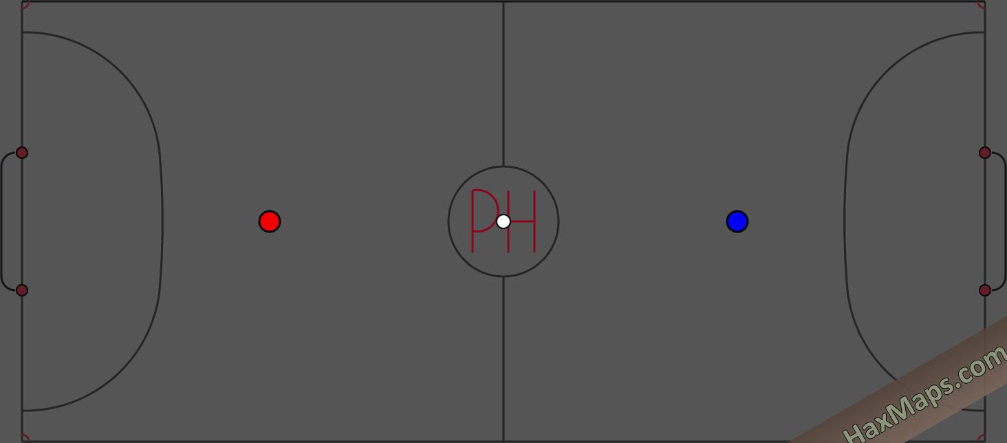 hax ball maps | PaxHax Futsal v1