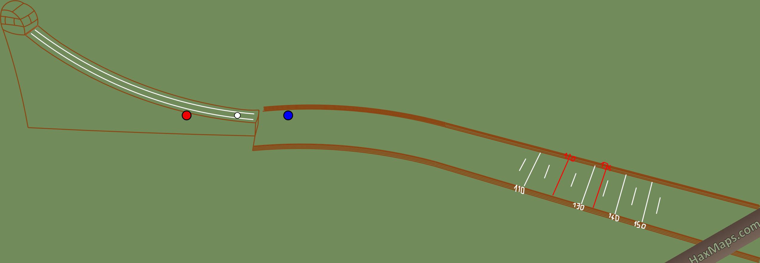 hax ball maps   super kuma