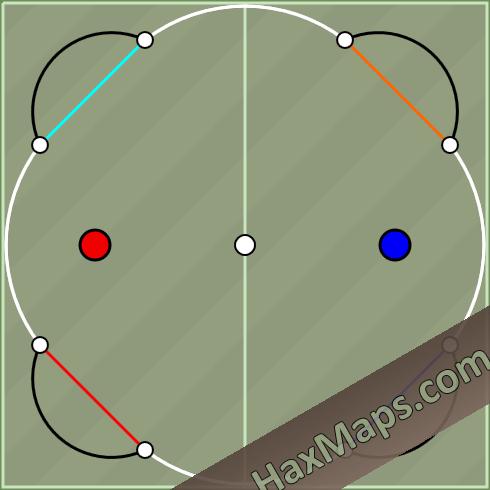 hax ball maps   4MAN
