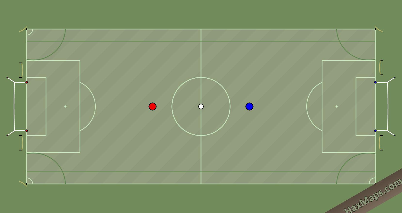 hax ball maps | football 3D