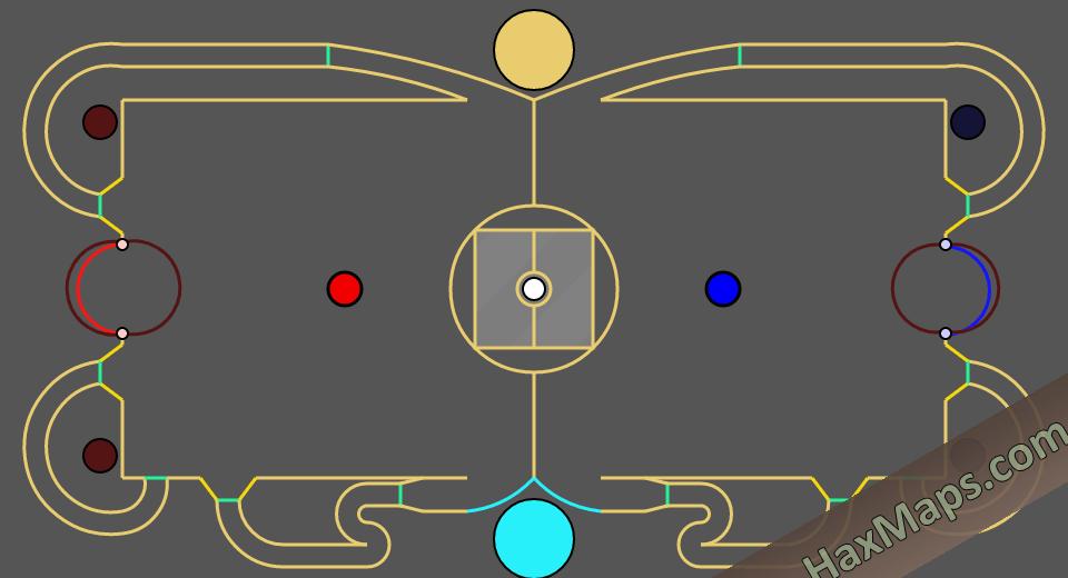 hax ball maps   Vortex Gold 2vs2