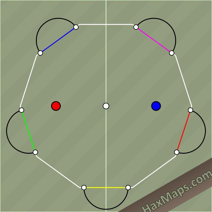 hax ball maps | 5 MAN BY RAMBO