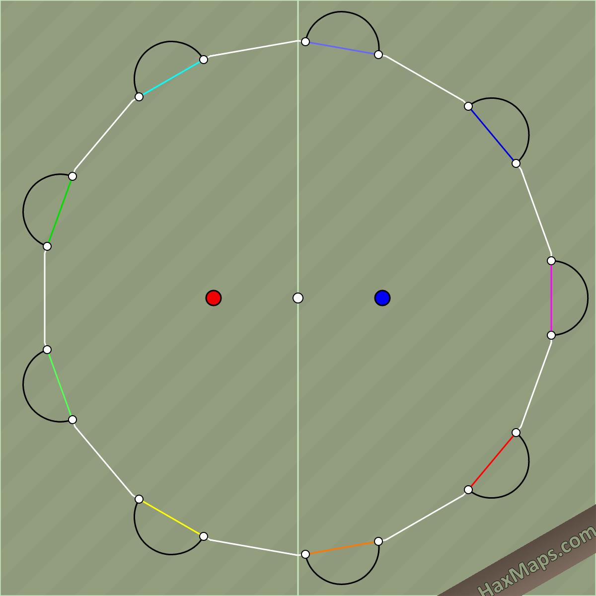 hax ball maps   9 MAN BY RAMBO