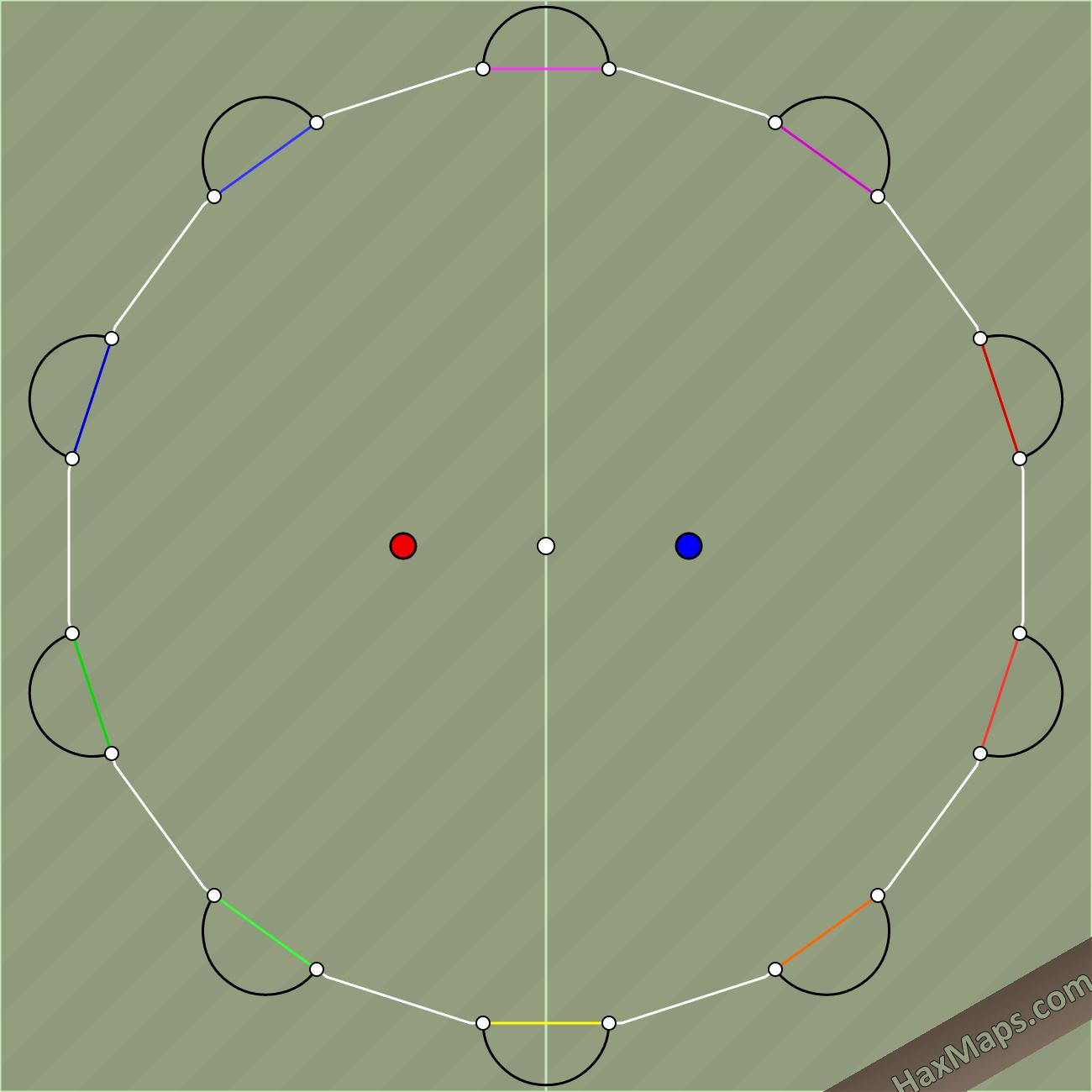 hax ball maps   10 MAN BY RAMBO
