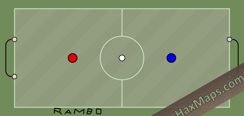 hax ball maps | STRONGBALL BY RAMBO