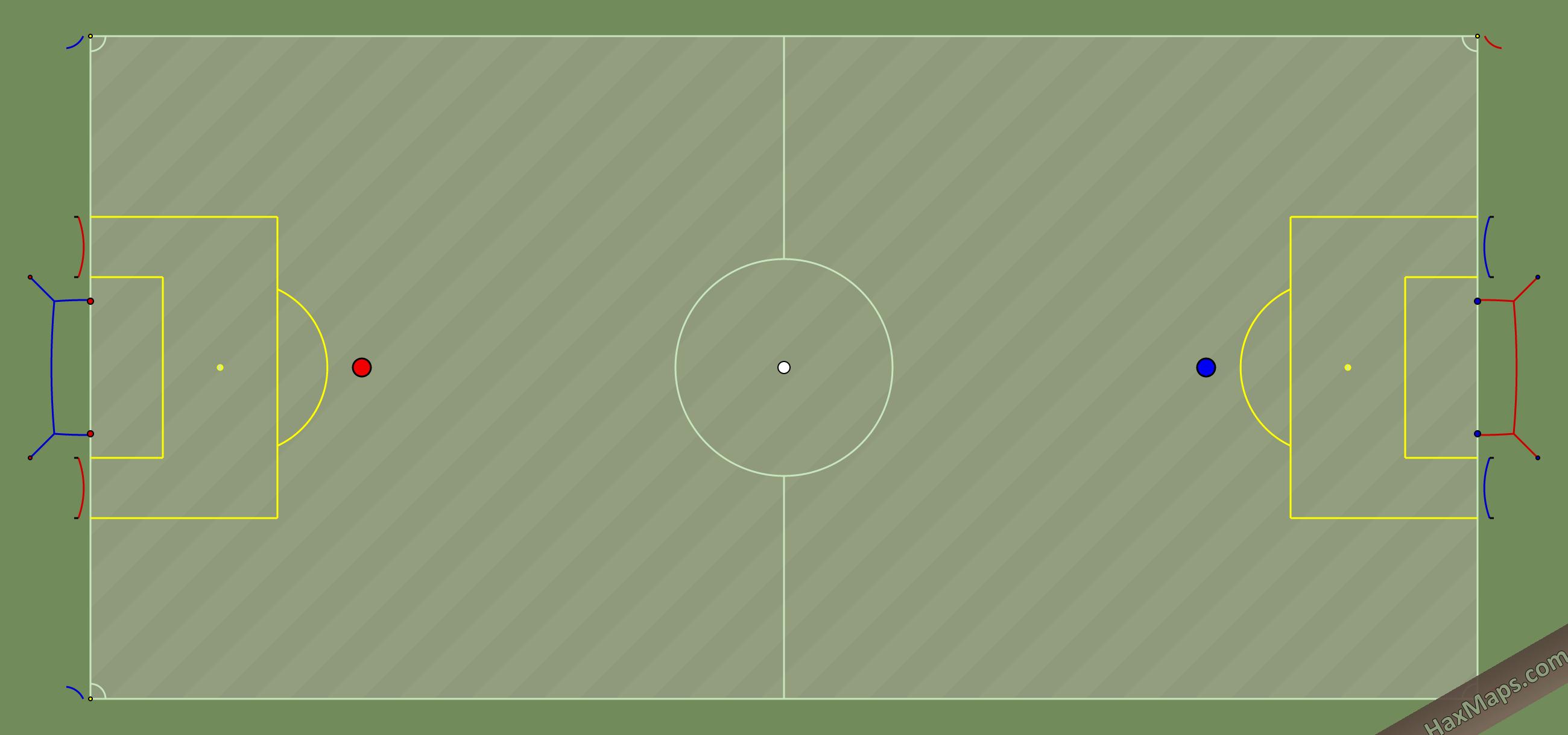 hax ball maps   Real Soccer por Ben Drowned