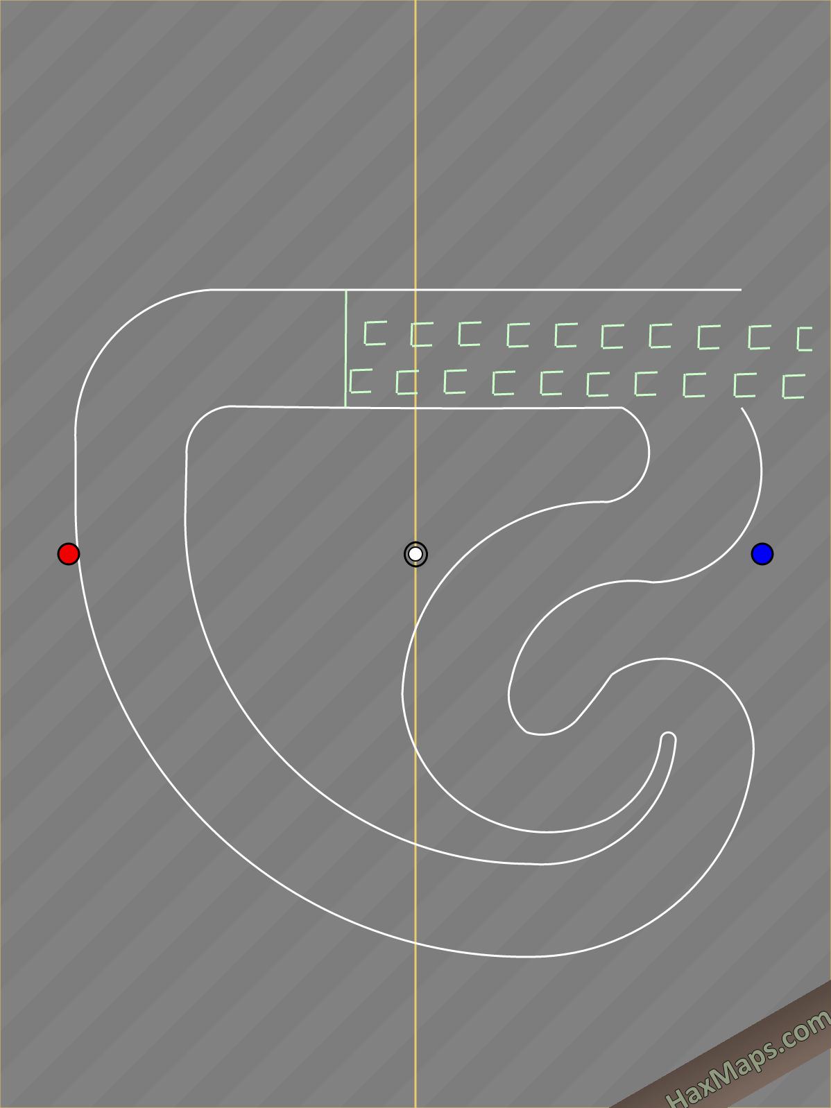 hax ball maps | Race CR Kagawa LKH