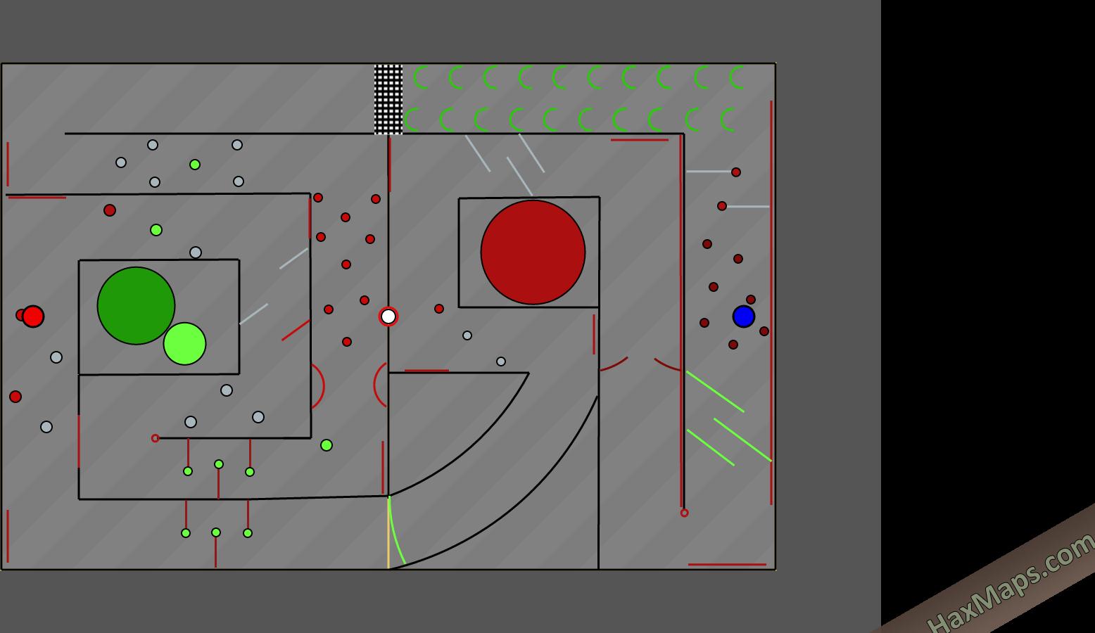 hax ball maps   Q Kronos LKH