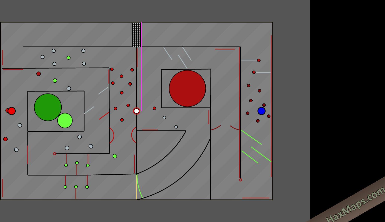 hax ball maps   Race Kronos LKH