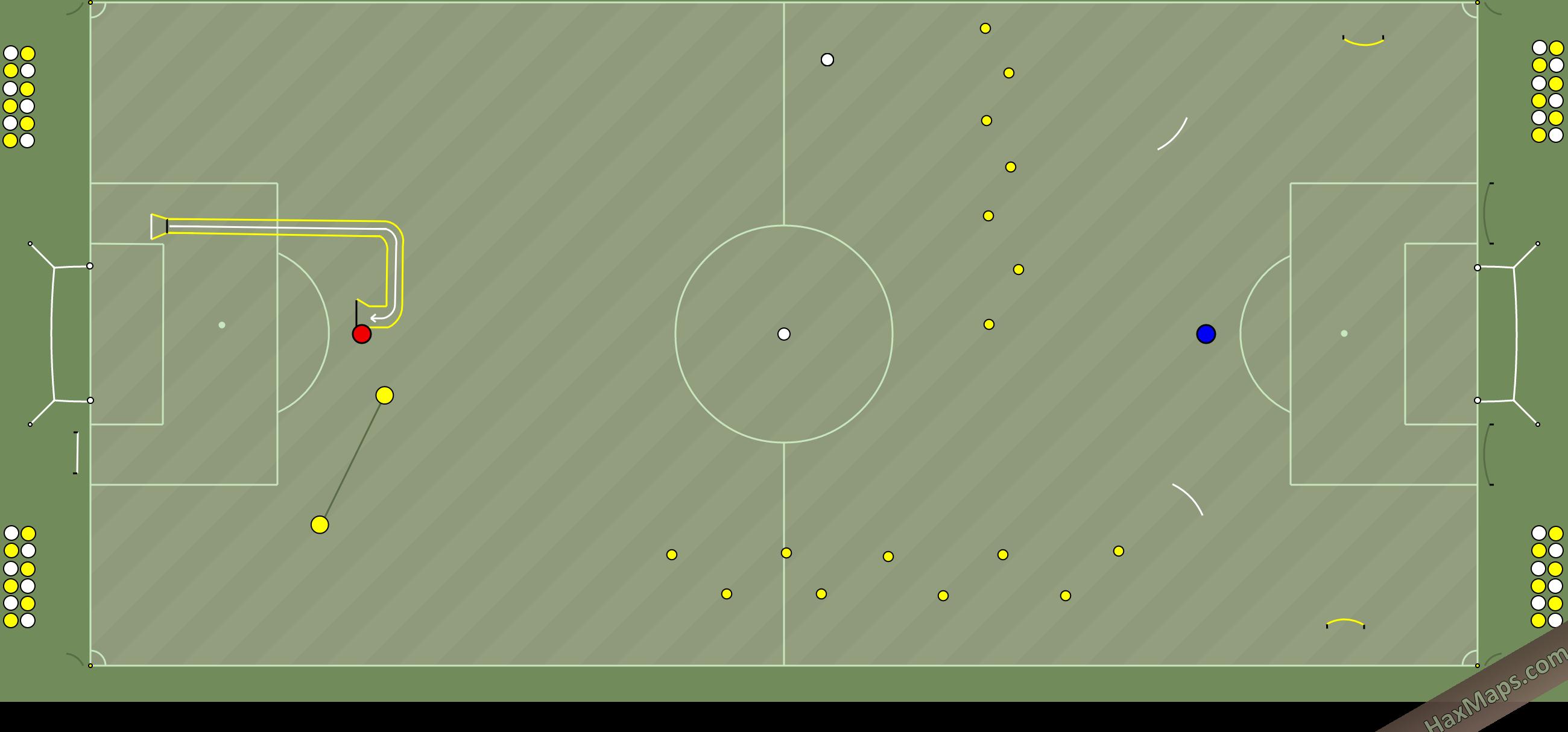 haxball maps | Real Soccer Antreman