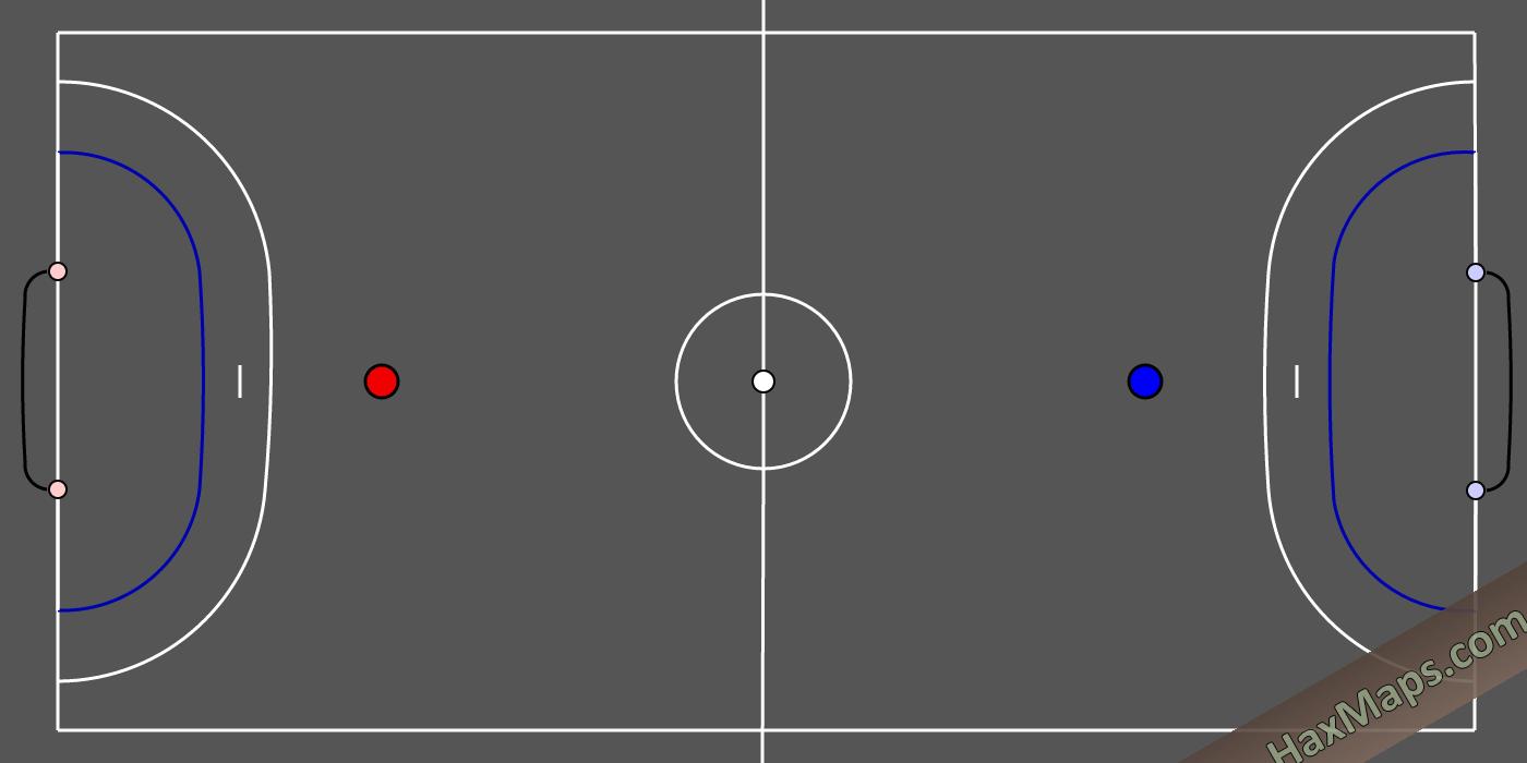 hax ball maps   Power Handball 4vs4