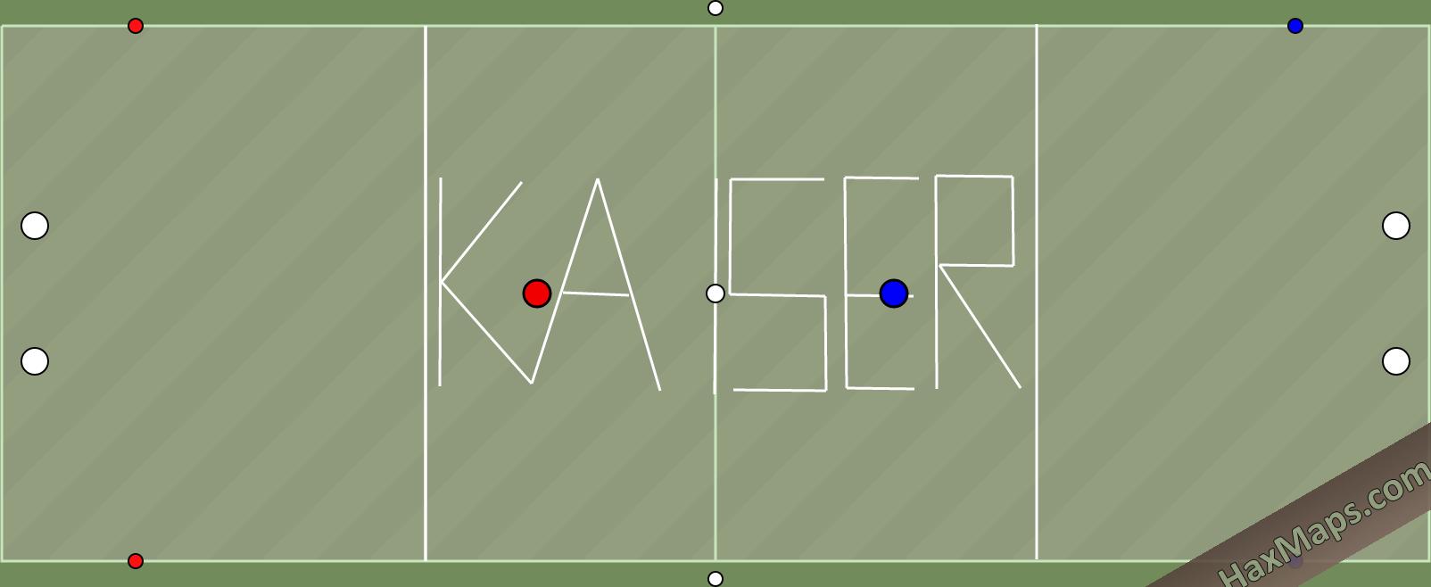 hax ball maps | il Rasdellafossa dedica al suo amico Kaiser questa mappa di Rugby