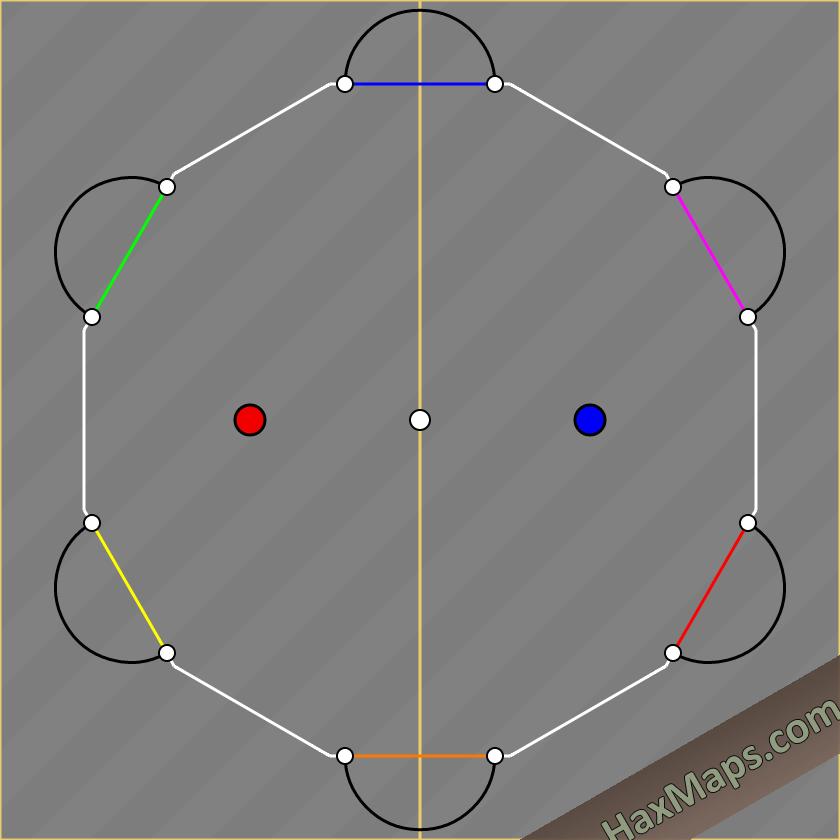 hax ball maps | 6MAN SpaceBounce
