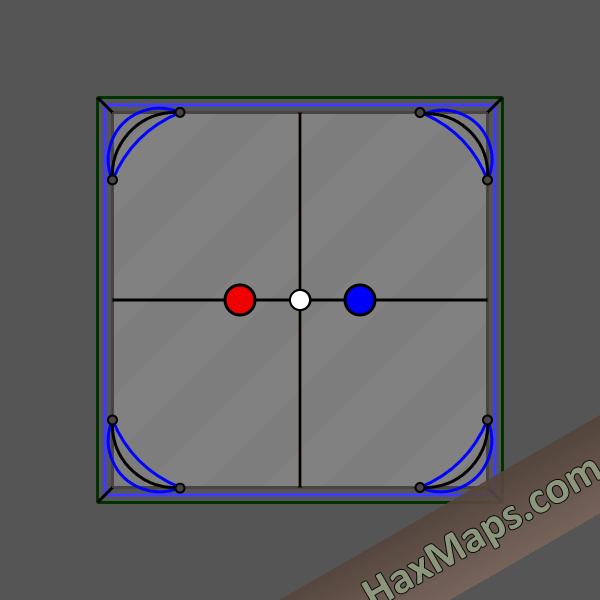 hax ball maps | Spaceboxing V2 by Arteta