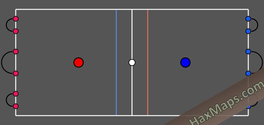 haxball maps | Sniper Shot Edited