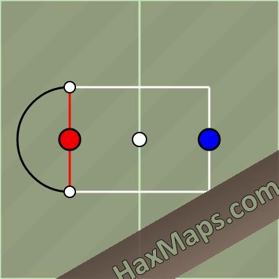 hax ball maps | 1 Man