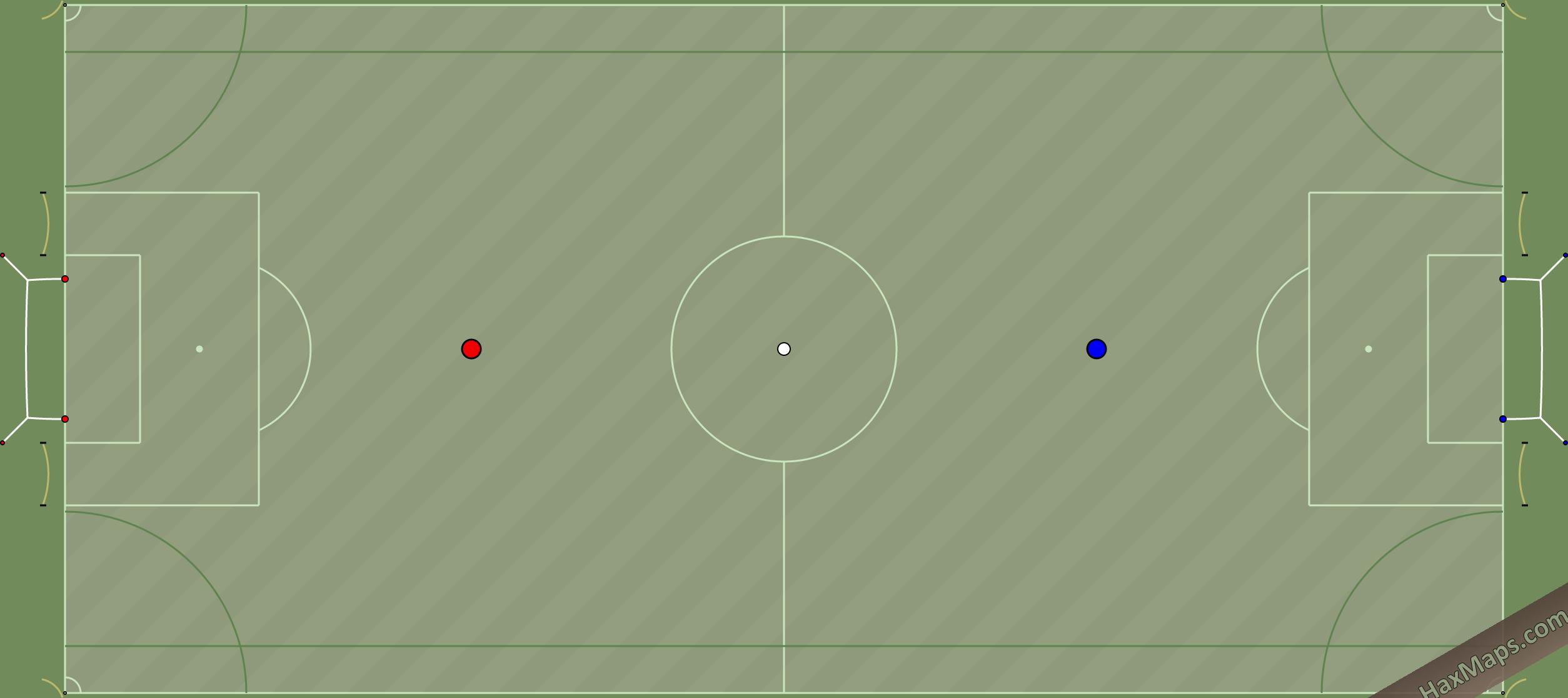 hax ball maps | Real Soccer