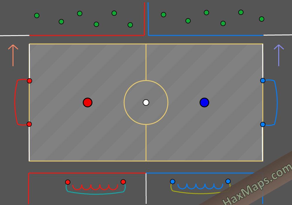hax ball maps | Samsun Futsal v2