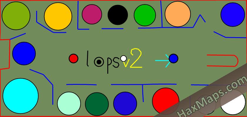 hax ball maps | Lops Hide and Seek V2 BIG UPDATE