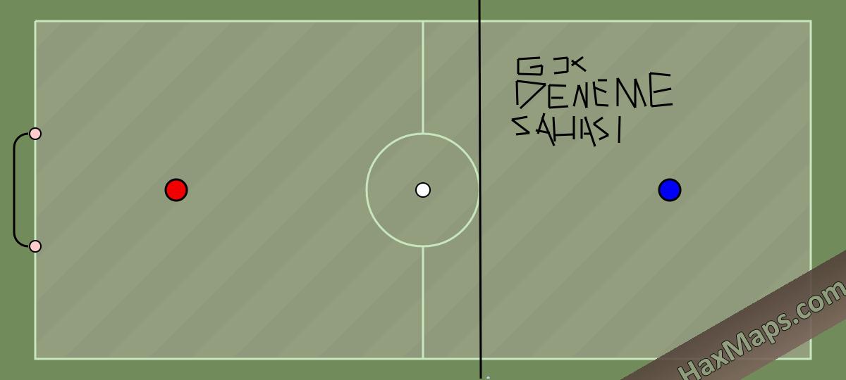 hax ball maps   GoalKeeper Trial Course