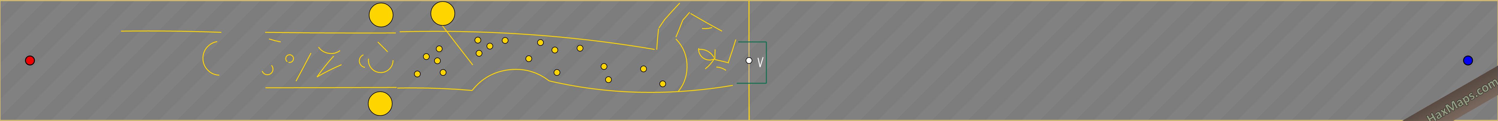 hax ball maps | Orange Very Easy
