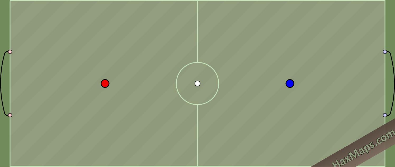 hax ball maps | 5v5 90 dk Stadium