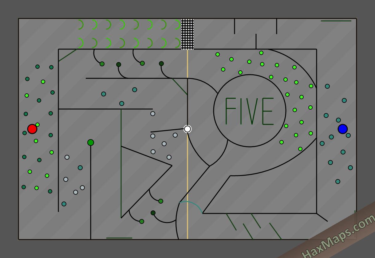 hax ball maps   Collision Team Racing V7b