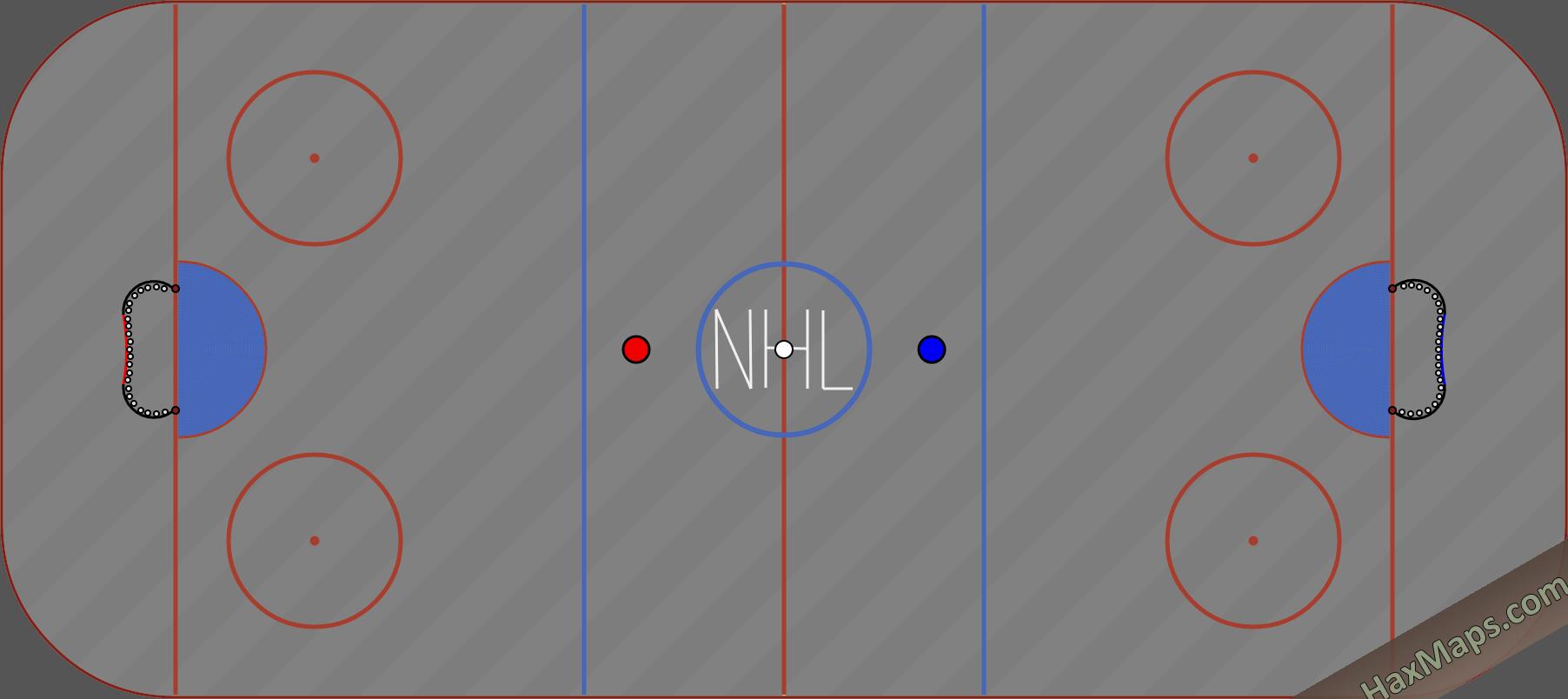 hax ball maps | NHL BY NATSU123O