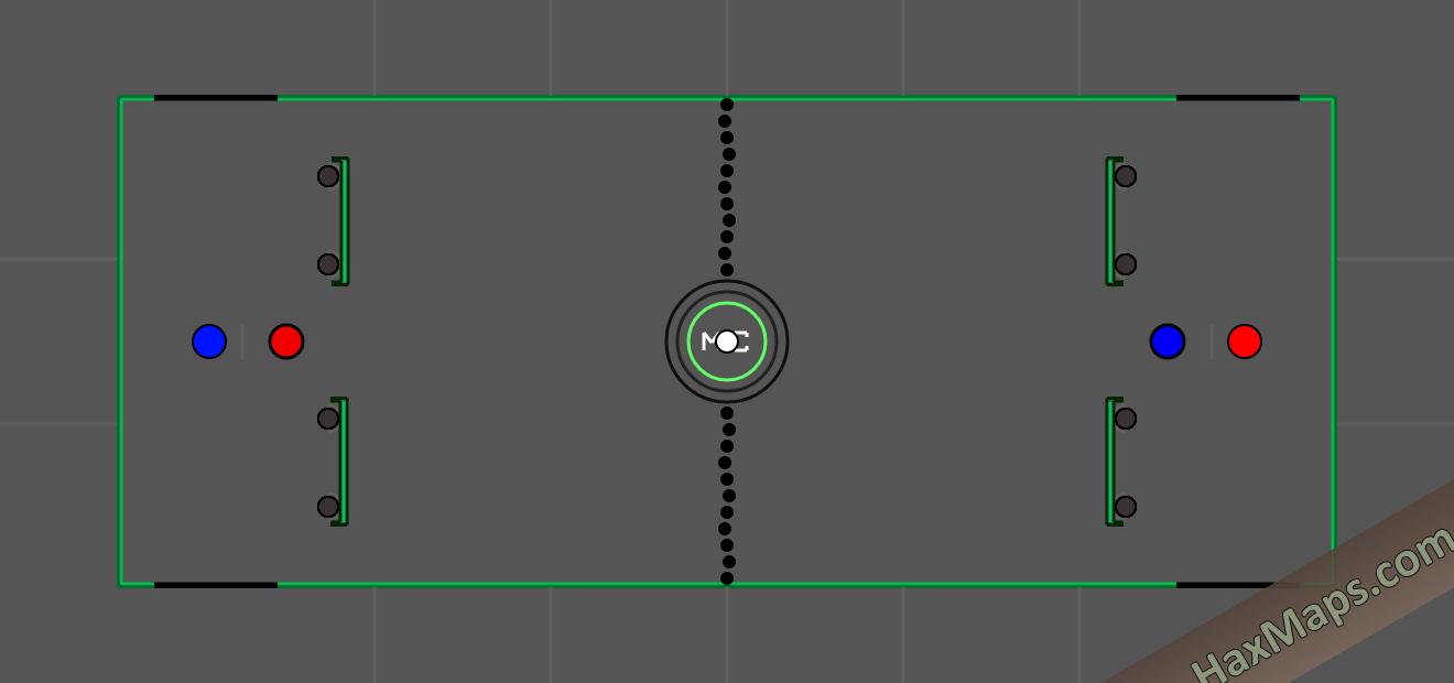hax ball maps | Battleground by MC