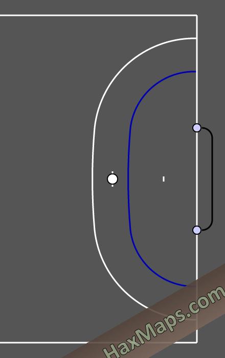 haxball maps   Penalty Kick Handball