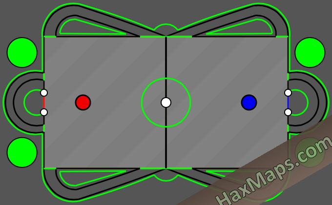 hax ball maps | classic  rainbow