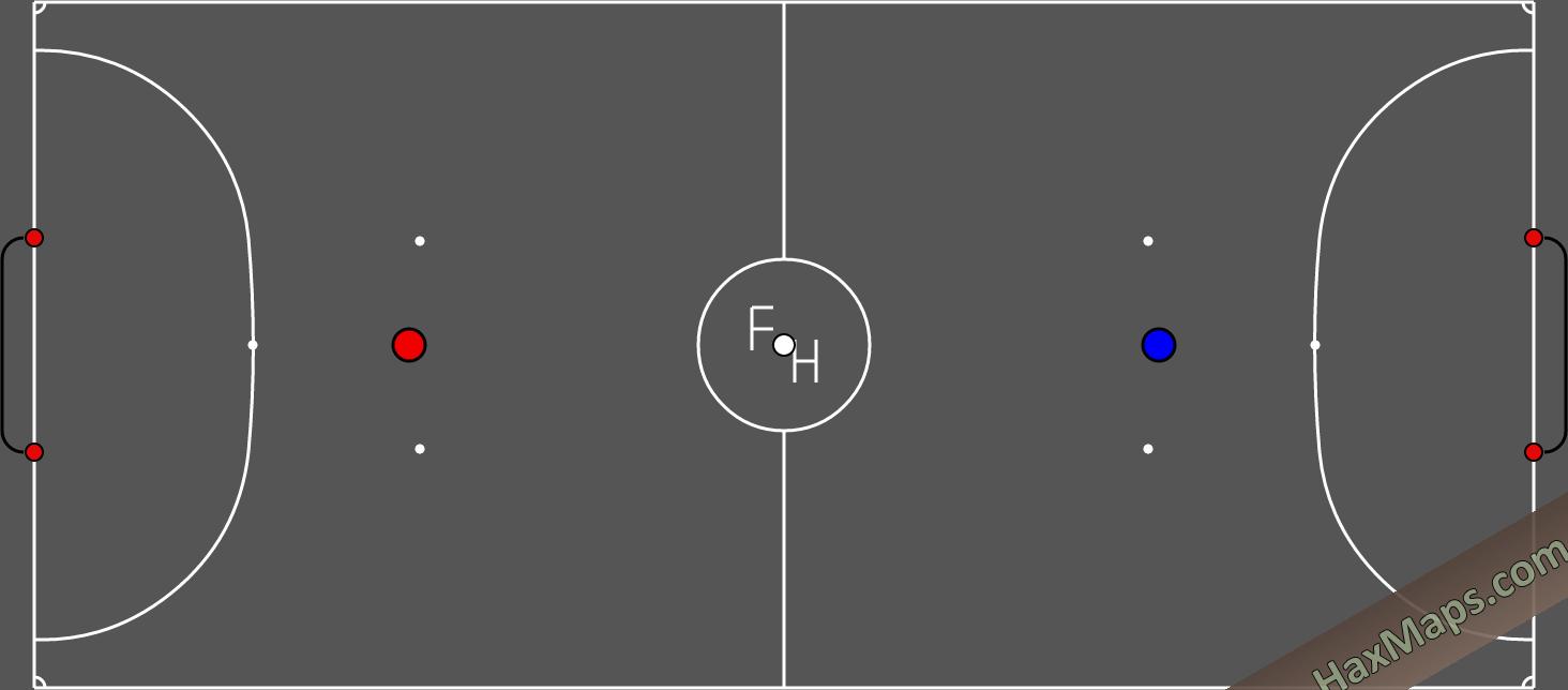 hax ball maps   Futsal 4v4