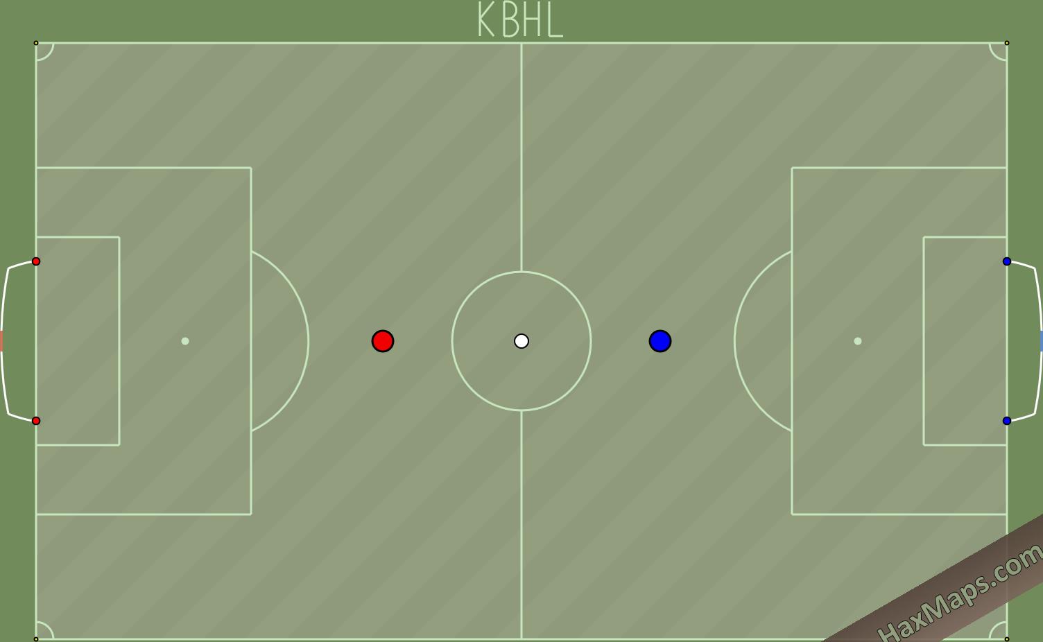 haxball maps | Koreaball v26