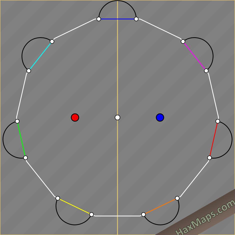 hax ball maps | 7 Space Man x Man by ~Cho