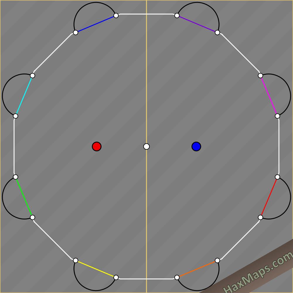 hax ball maps | 8 Space Man x Man by ~Cho