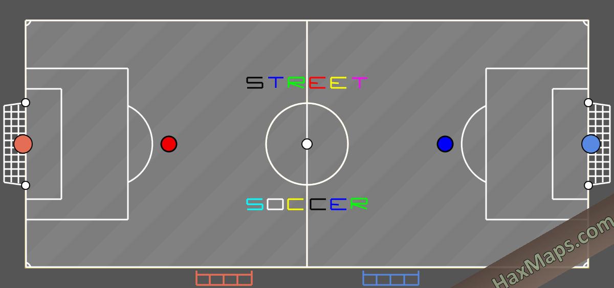 hax ball maps | Street Soccer V2