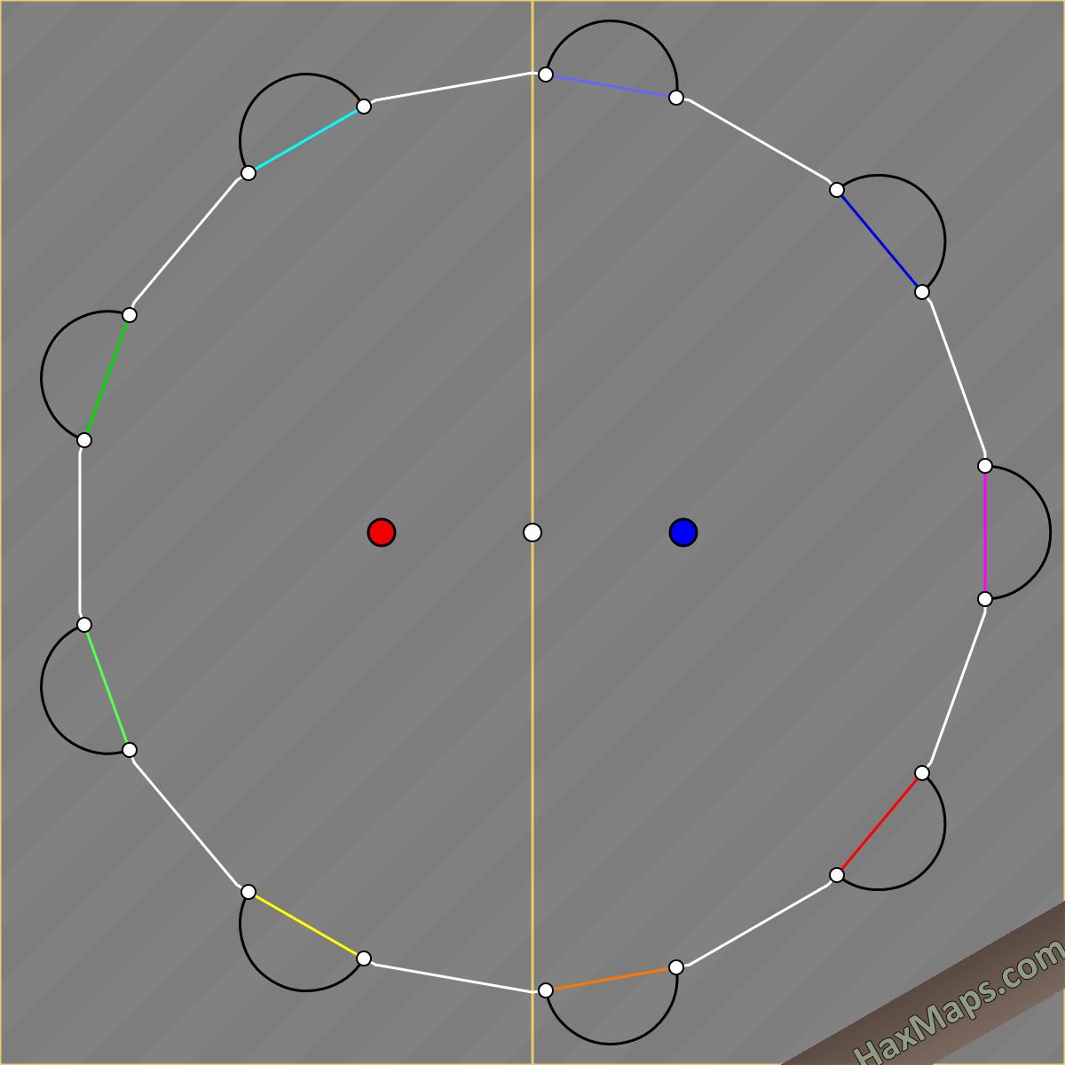 hax ball maps | 9 Man x Man Bounce Corrig