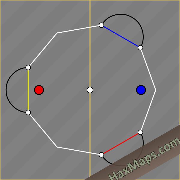 hax ball maps   3 Man x Man Bounce Corrig