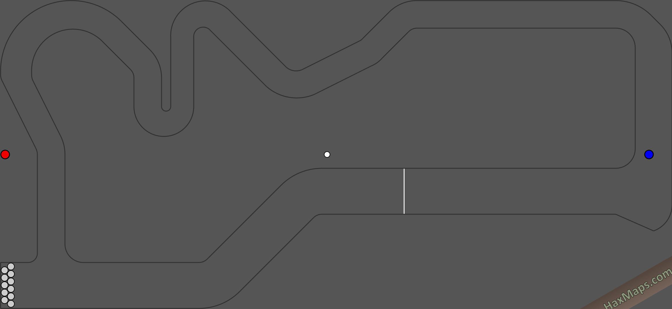 hax ball maps | Car Racing One Lap
