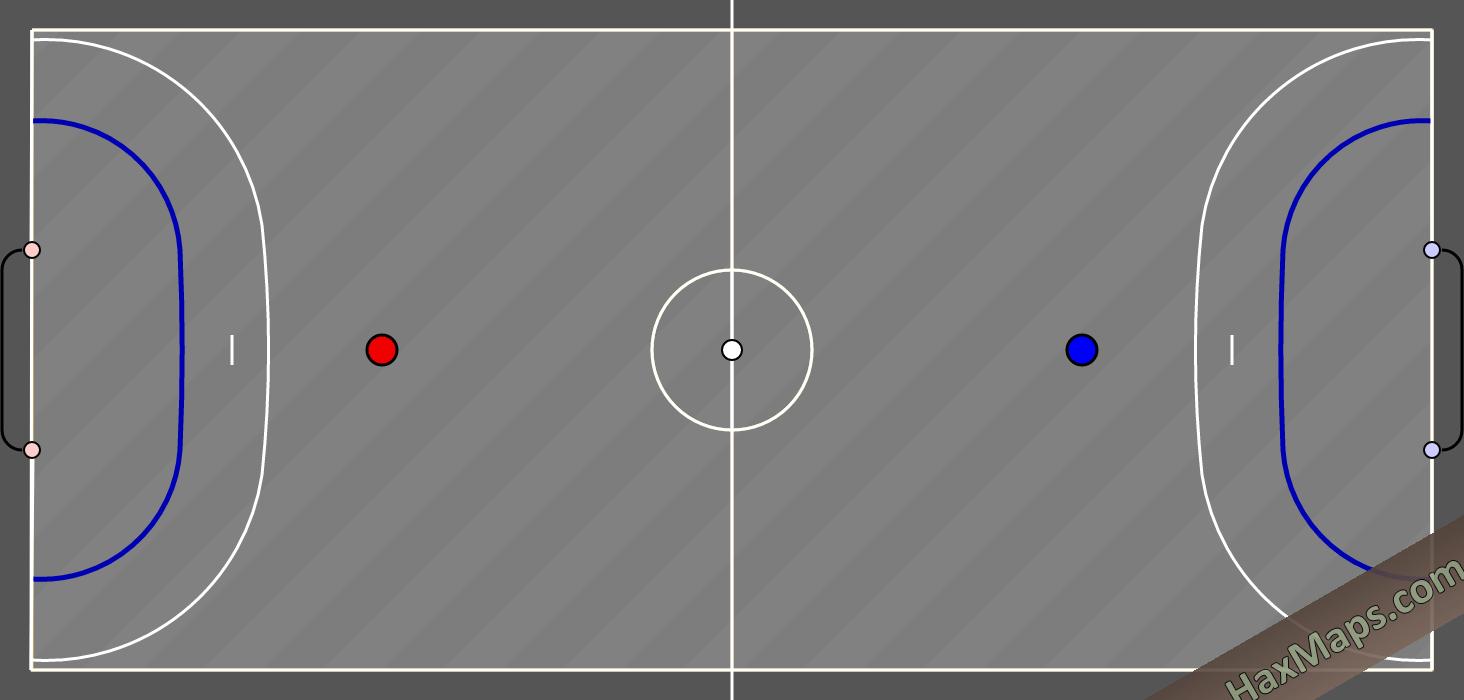 hax ball maps | Fustal v.1.0 2v2 Creppy i