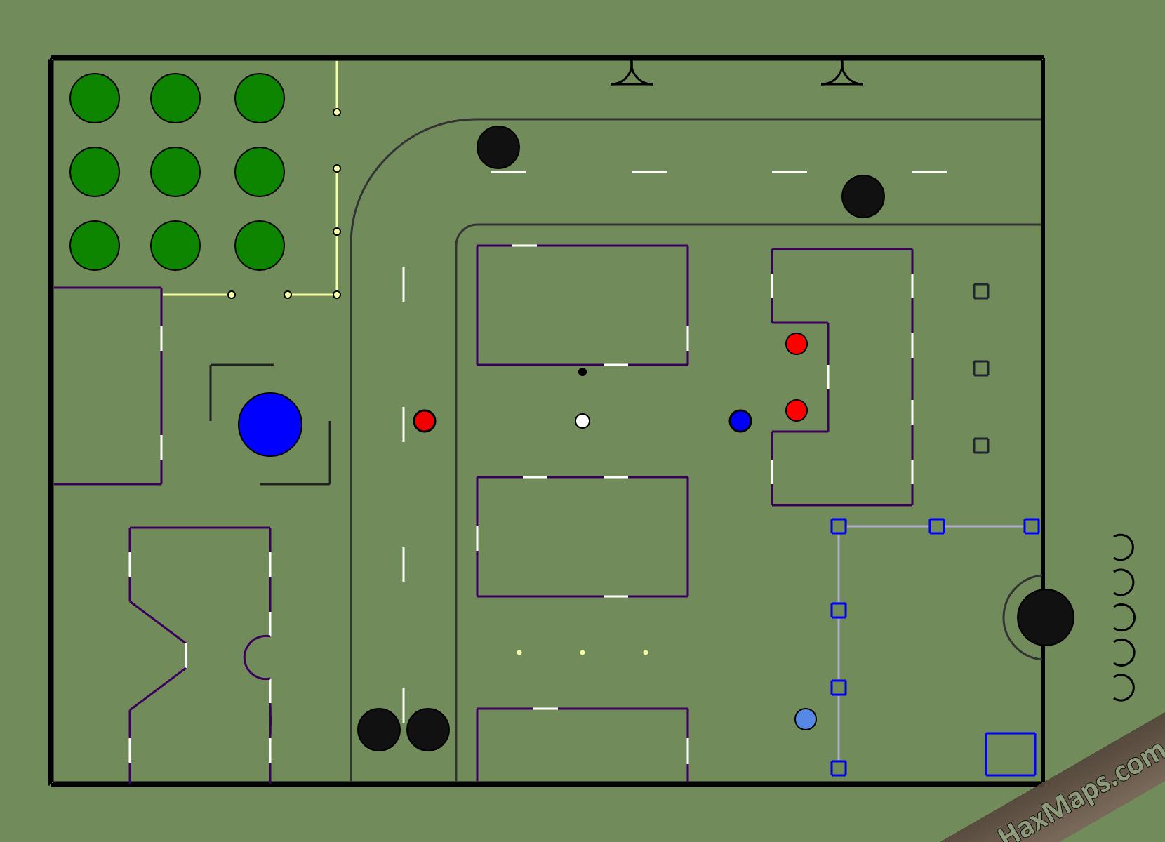 hax ball maps | Natroff Mini Training