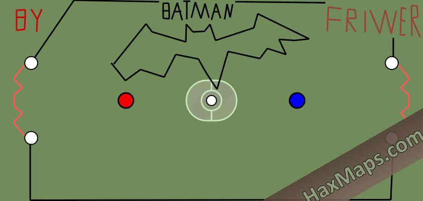 hax ball maps | Batman by Friwer