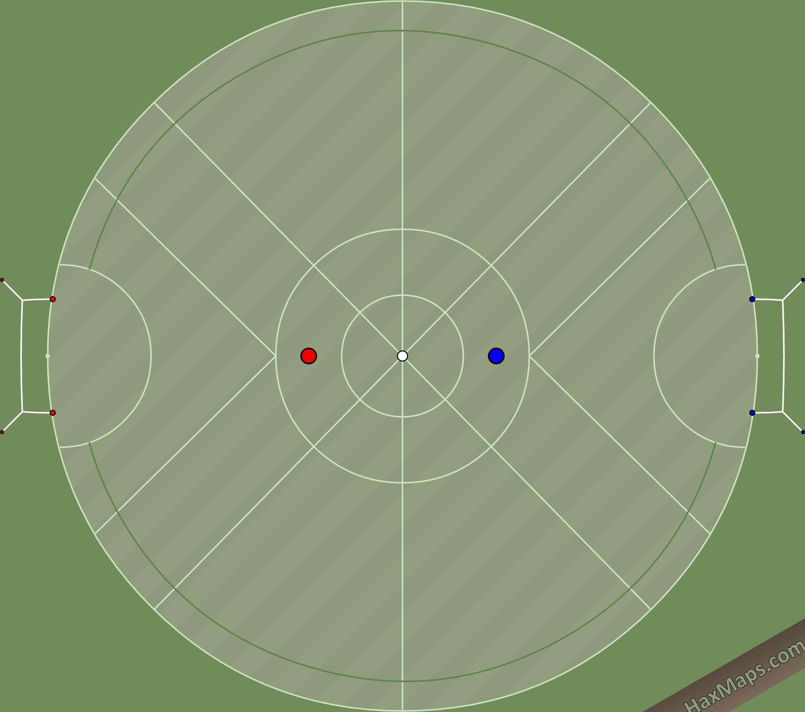 hax ball maps   Slim Kronum v2