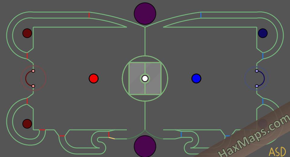 hax ball maps | Space Vortex