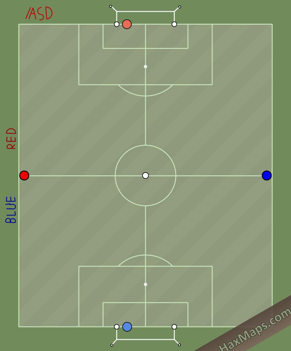 hax ball maps   Vertical v2                          / asdman /