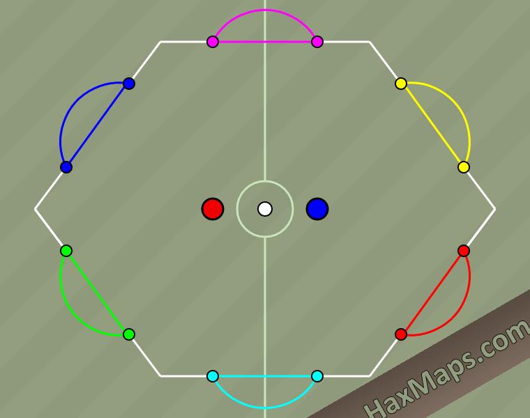 hax ball maps | 6man crazy