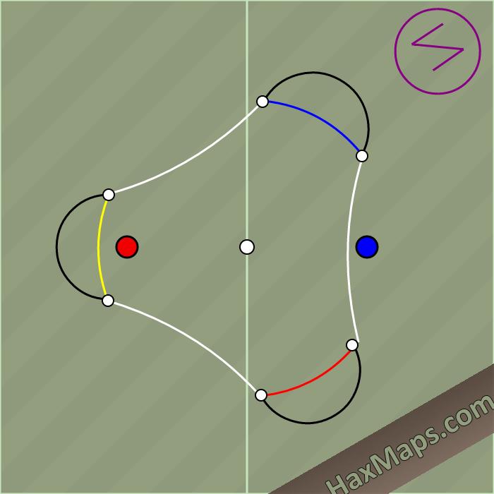 hax ball maps   3 Man By Saii V2.0
